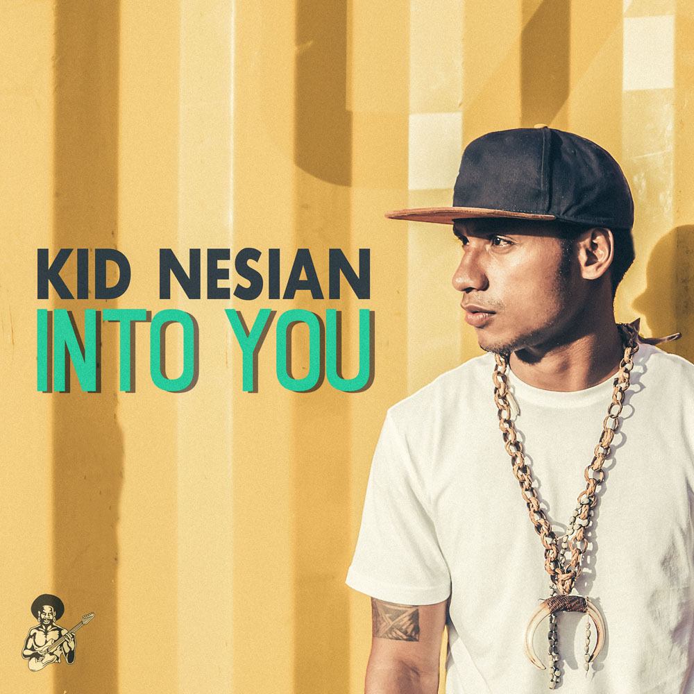 Kid Nesian Back with a Fresh Summertime song 'Into You'